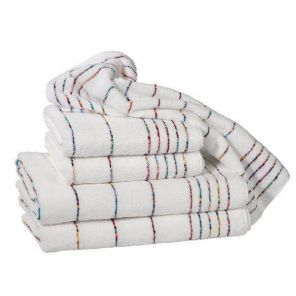 Feiler White Terry Towel Gift Set (Set of 3)